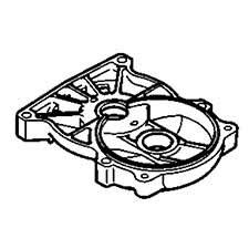 Hitachi 324048 Gear Cover Assy H60Mrv