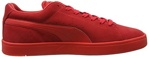 Mixte Silv S6 Rouge Puma Basses Suede Red Adulte S Red Baskets nR1w7wXq