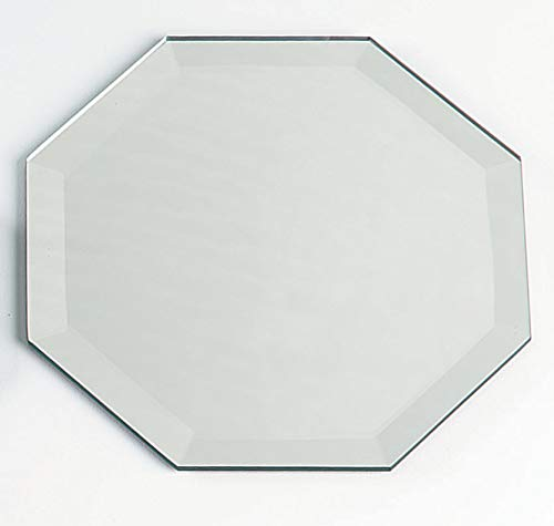 (Darice Bevel Edge Glass Octagon, 8 inches)