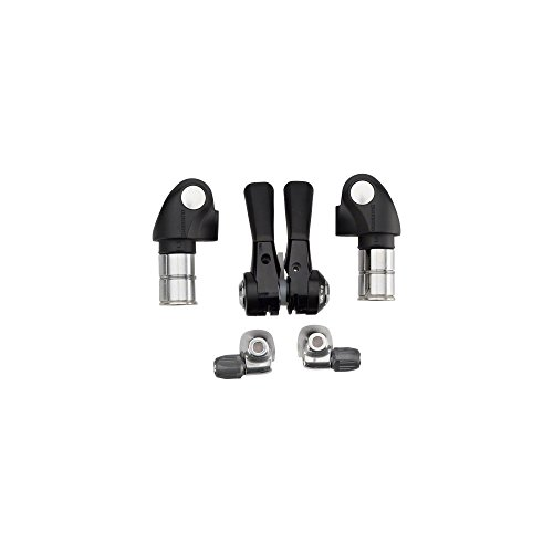 - Shimano 2014 DuraAce 11-Speed Barend TT Bicycle Shifters - SL-BSR1 - ISLBSR1H1