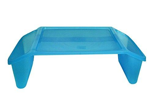 Romanoff Lap Tray, Blue