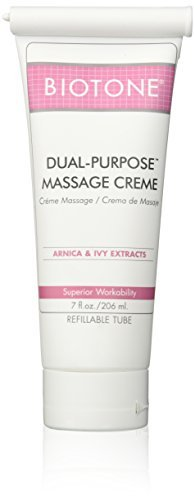 DPC7ZT Part# DPC7ZT - Cream Massage Dual Purpose Arnica Extract 7oz Tube Ea By Biotone by The Biotone Incorporated by Biotone