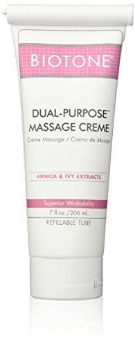 DPC7ZT Part# DPC7ZT - Cream Massage Dual Purpose Arnica Extract 7oz Tube Ea By Biotone by The Biotone Incorporated