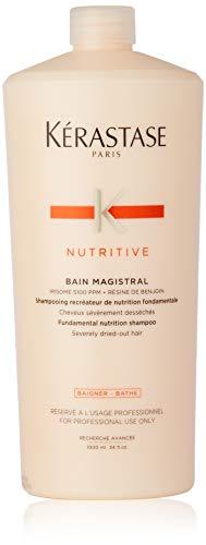 (Kerastase Unisex Nutritive Bain Magistral Fundamental Nutrition Shampoo, 34)