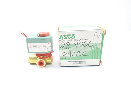 ASCO 8223A025 RED-HAT Solenoid Valve 240V-AC 1/4IN NPT D583427