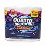 Quilted Northern Bathroom Tissue, Ultra Plush Double Rolls 4 ea Reviews