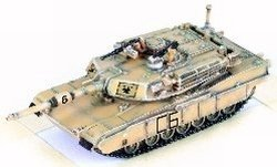 M1a1 Tank - 1/144 (Can Do Series)M1A1/A2 Abrams