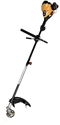 "New Poulan Pp325 17"" Straight Shaft 25cc Gas Trimmer Weed Eater Pro Bump Head"""