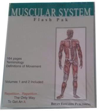 The Muscular System Volume 1 (Flash Anatomy Flash Paks)