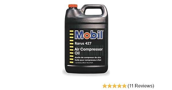 Mobil Rarus 427 Compressor Oil (1 gallon)