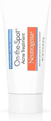 Neutrogena On-the-Spot Acne Treatment, Vanishing Formula, 0.75 oz