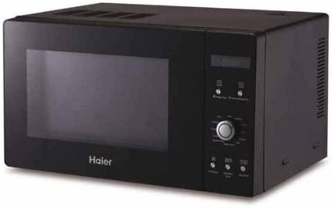 Haier HSC 2590 EGCB Encimera 25L 900W Negro - Microondas ...
