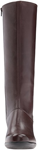 Leather Rich Skylar CLARKS Riding Malia CLARKS Womens Brown Boot Womens wTUq6zOU