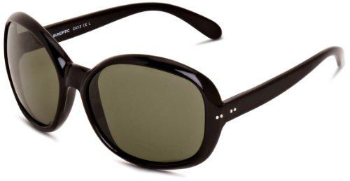Sunoptic Negro Verde sol de para mujer Gafas S6rw0S