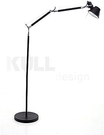 Lámpara de pie Tolomeo Style Negra: Amazon.es: Iluminación