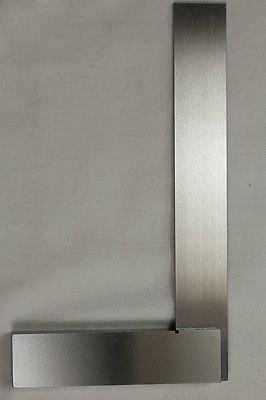 Made in USA PEC 6'' premium engineer / machinist square accurate to .0006''/6''