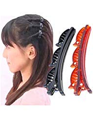 2 PCS French Braider Hair Tool Fashion Double Layer Band Twist Plait Clip Front Hair Clips Hairpin Headband Beauty Tool Hair Accessory