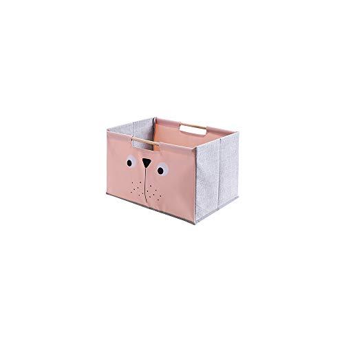 AZSXDC Storage Box Modern Underwear Bra Scarf Socks Eco-Friendly 16 Lattice Grid High Capacity Stocked Folding Bag Organizer Clothing