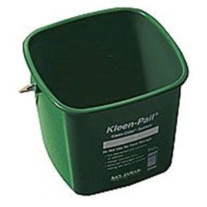 Cleaning Pail, 6 qt, Plastic