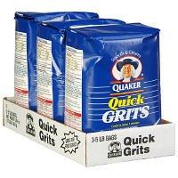 Quaker Quick Grits - 3/5 lb. bags