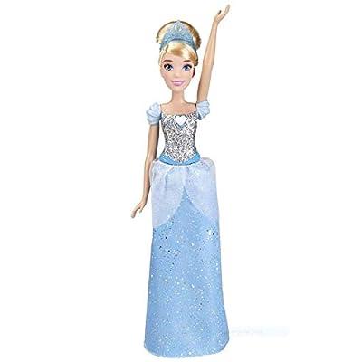 Disney Princess Royal Shimmer Cinderella: Toys & Games