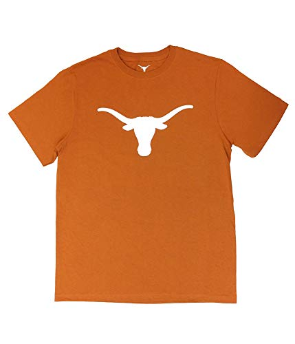 Texas Orange T-shirt - Elite Fan Shop Texas Longhorns Tshirt Icon Orange - L