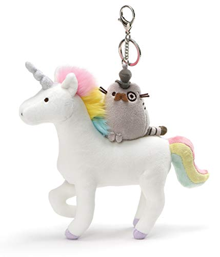 Pusheen Fancy Unicorn Keychain Clip 1