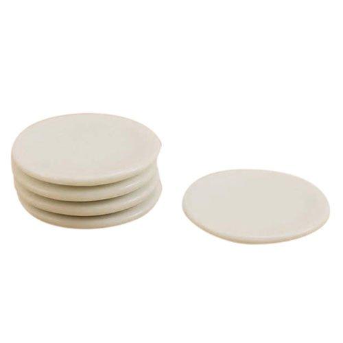 Scene Ceramic - SODIAL(R) 5x 1:12 doll house mini ceramic dish white mini food scene model doll house accessories #1