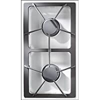Jenn-Air JGA8100ADW Gas 2 Burner Cooktop Cartridge Designer Series White