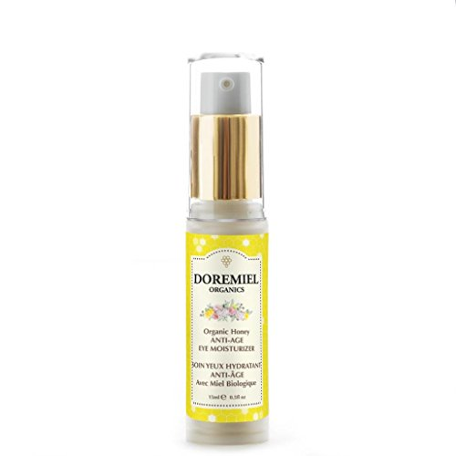 Organic Honey Anti-Age Eye Moisturizer
