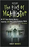 The Ring of McAllister Publisher: Kaplan Publishing; Original edition