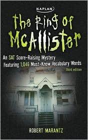 The Ring of McAllister Publisher: Kaplan Publishing; Original edition