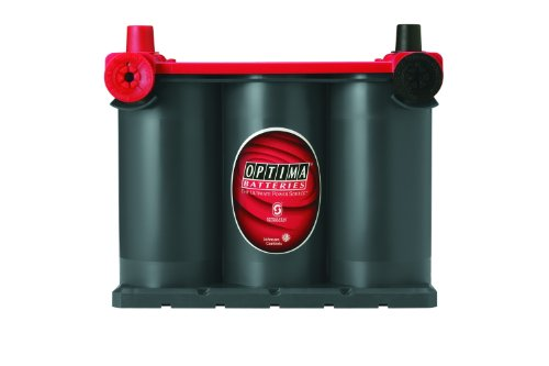Optima Batteries 8022-091 75/25 RedTop Starting Battery by Optima (Image #3)