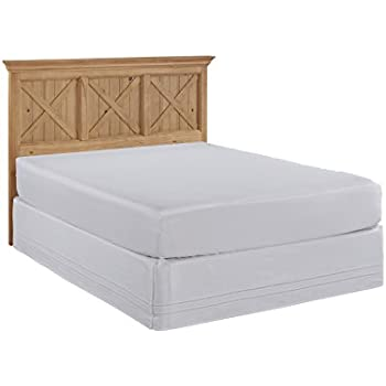 Amazon Com Country Lodge Honey Pine Queen Headboard By