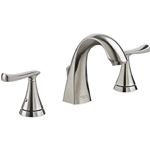 American Standard Chatfield 8 Quot Bath Faucet Brushed Nickel