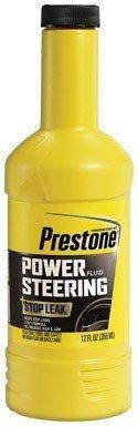 Prestone As 262Y 12 Oz Power Steering Fluid   Stop Leak By Fram Group