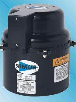 Air Supply 6316120F 1.5HP 110V 120 CFM Silencer Blower ()
