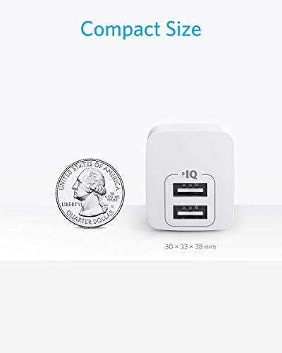 Multiport usb wall charger