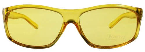 Yellow Color Therapy Glasses, Pro Style [Available in Other Colors]