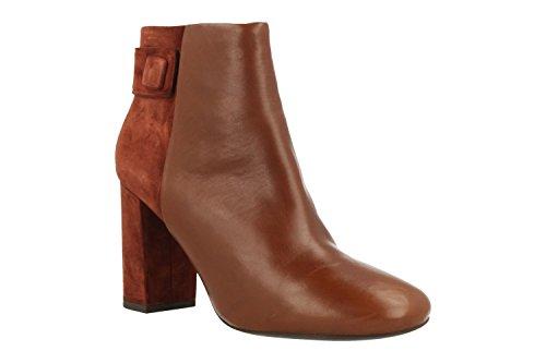 Geox AUDALIES Boots Brown D643XC C6315 Ankle Brown 04322 qrqXSFwxRC