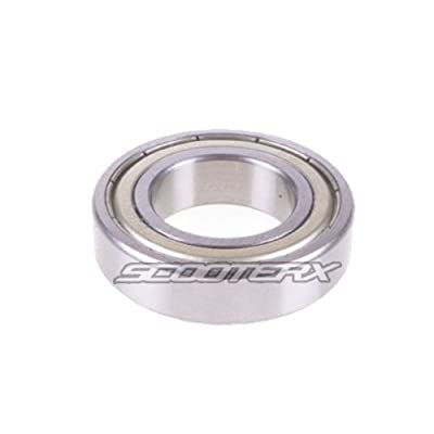 Scooterx 6904z Shielded Bearing 20x37x9 for Gas Scooter, Pocket Bike, Mini Chopper, Gas Skateboard: Toys & Games