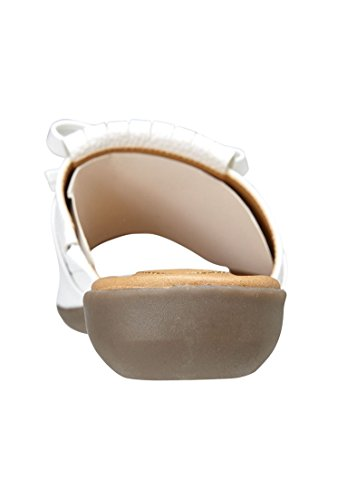 Comfortview Womens Wide Lyric Mules Gold UVvMz