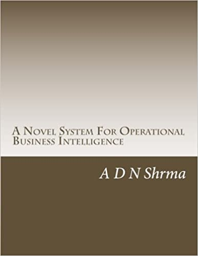 A Novel System For Operational Business Intelligence