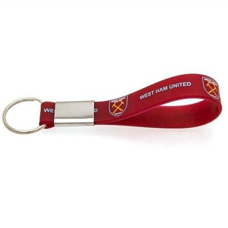 West Ham Football Club - Llavero Oficial de Silicona con ...