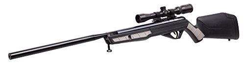 (Benjamin BSSNP22TX Jim Shockey Steel Eagle Nitro Piston 2 Hunting Air Rifle with 3-9x32 Scope)