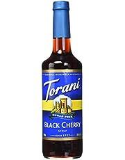 Torani Sugar-Free Blackcherry Flavour Syrup, 750 ml