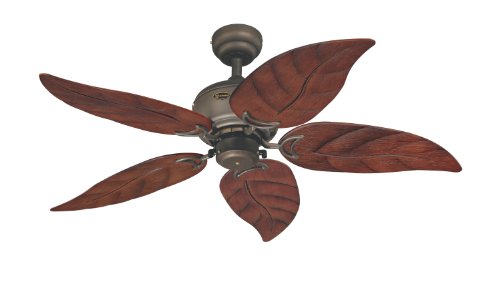Westinghouse 7861920 Oasis Single Light 48 Inch Five Blade Indoor Outdoor Ceiling Fan Oil