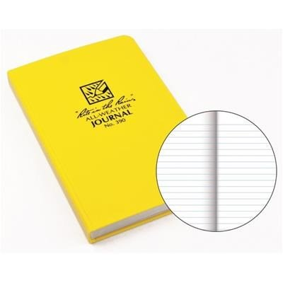 Rite in the Rain Horizontal Line Bound Notebook, 7-1/2'' x 4 3/4'', 160 Pages By Tabletop King by Tabletop King