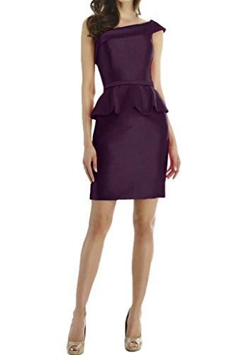 Missdressy - Vestido - plisado - para mujer morado 48