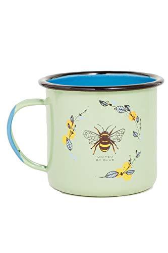United By Blue - 22oz Honey Bee Enamel Steel Mug
